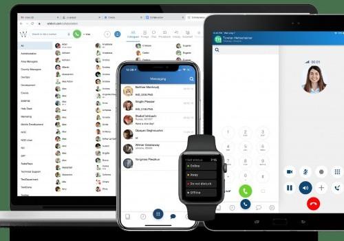 Wildix across devices